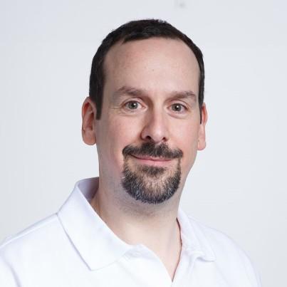 Dr. Christoph Brand in der Kassenordination Klosterneuburg